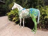 Tropical Wave Horse