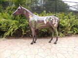 Orchid Horse
